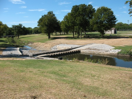 Cleburne Lower Dam